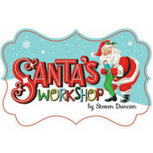 Santa's Workshop de Carta Bella