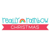Really Rainbow Christmas de Lawn Fawn