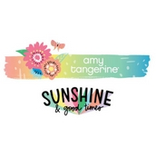 Sunshine & Good Times de Amy Tangerine de American Crafts