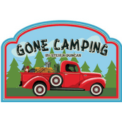 Gone Camping de Carta Bella