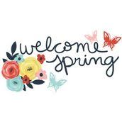 Welcome Spring de Simple Stories