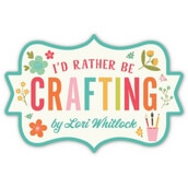 I'd Rather Be Crafting d'Echo Park