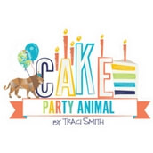 Cake Party Animal de Photo Play