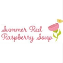 Summer Red Raspberry Soup