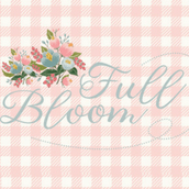 Full Bloom de Kaisercraft