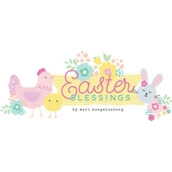 Easter Blessings de Photo Play Paper