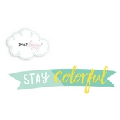 Stay Colorful de Dear Lizzy de American Crafts