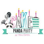 Cake Panda Party de Photo Play
