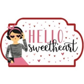 Hello Sweetheart de Carta Bella