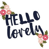 Hello Lovely de Simple Stories