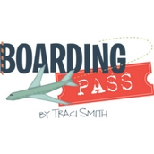 Boarding Pass de Photoplay Paper
