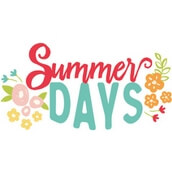 Summer Days de Simple Stories