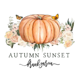 Autumn Sunset de Prima Marketing