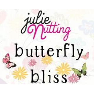 Butterfly Bliss de Julie Nutting pour Prima Marketing