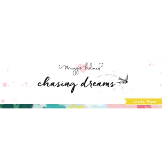 Chasing Dreams by Maggie Holmes de Crate Paper