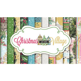 Christmas In The Village de Bo Bunny