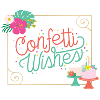 Confetti Wishes de Pink Paislee