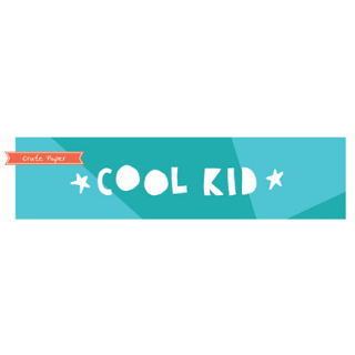 Cool Kid de Crate Paper