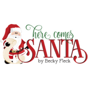 Here Comes Santa de Photo Play Paper