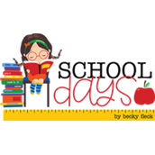 School Days de Photo Play Paper