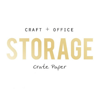 Craft + Office Storage de Crate Paper