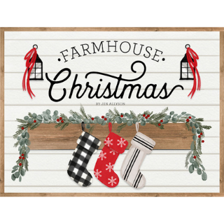 Farmhouse Christmas de Carta Bella