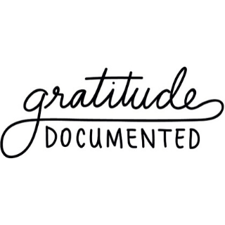 Gratitude Documented de Bella BLVD