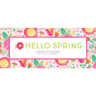 Hello Spring d'American Crafts