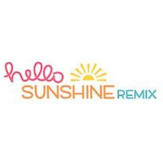 Hello Sunshine Remix de Lawn Fawn