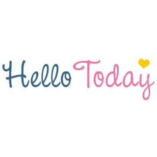 Hello Today d'Heidi Swapp