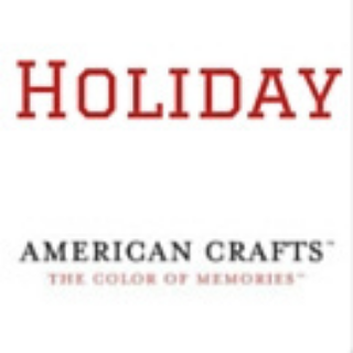 Holiday 2015 d'American Crafts