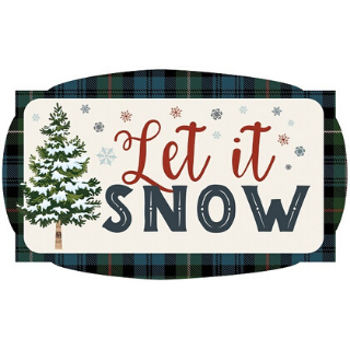 Let It Snow de Carta Bella