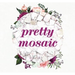 Pretty Mosaic de Prima Marketing