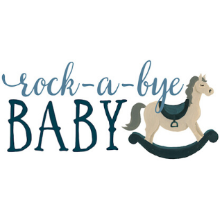 Rock A Bye Baby Boy de Carta Bella