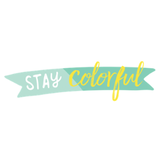 Stay Colorful de Dear Lizzy d' American Crafts