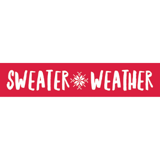 Sweater Weather d'American Crafts