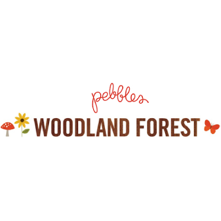 Woodland Forest de Pebbles