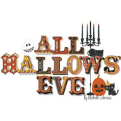 All Hallows' Eve de Photo Play Paper