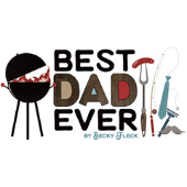 Best Dad Ever de Photo Play Paper