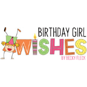 Birthday Girl Wishes de Photo Play Paper