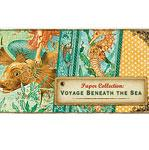 Colección Voyage Beneath the Sea de Graphic 45