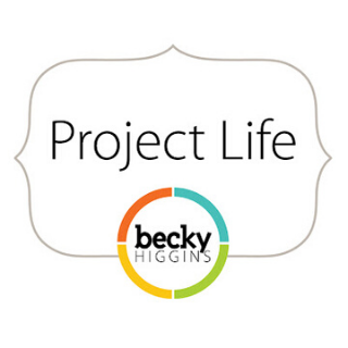 Project Life de Becky Higgins