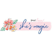 She's Magic de Dear Lizzy pour American Crafts