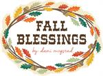 Fall Blessings de Carta Bella
