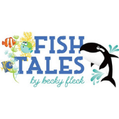 Fish Tales de Photo Play Paper