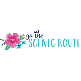 Go To The Scenic Route Paige Evans de American Crafts