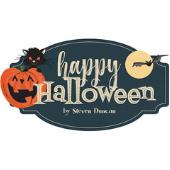 Happy Halloween de Carta Bella