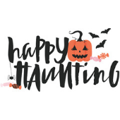Happy Haunting de Simple Stories