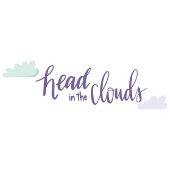 Head In The Clouds de American Crafts