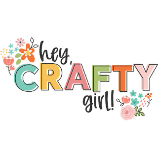 Hey, Crafty Girl de Simple Stories
